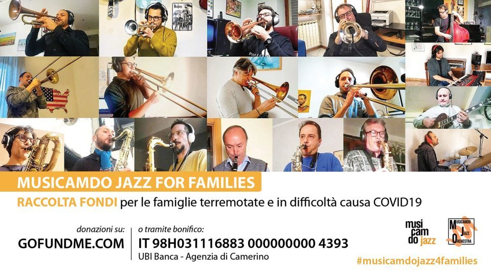 Musicamdo Jazz for families