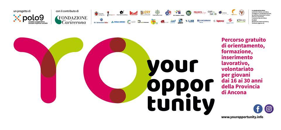 YO– your opportunity