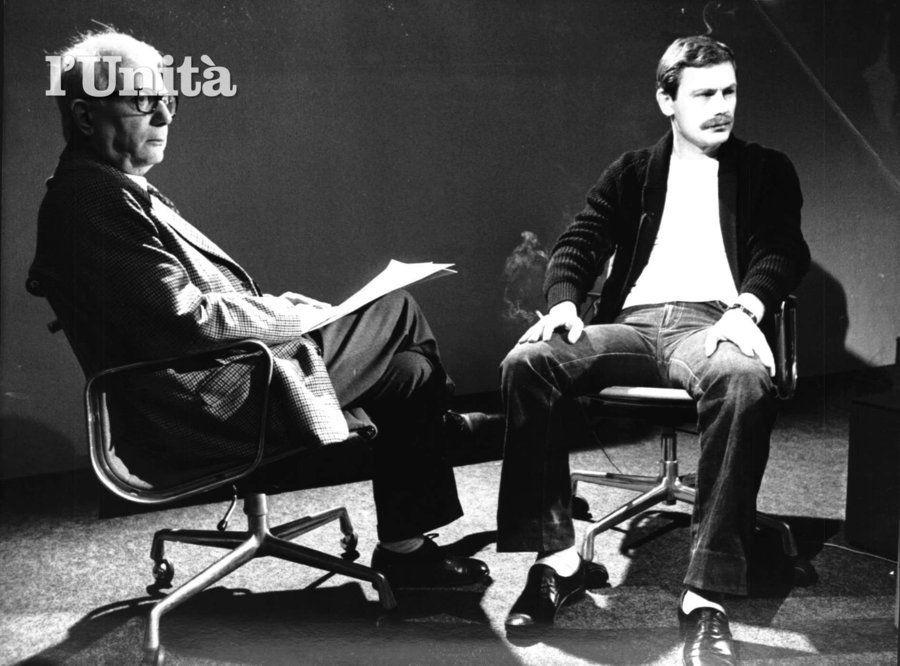 Una delle interviste che ha fatto Enzo Biagi intervista Patrizio Peci