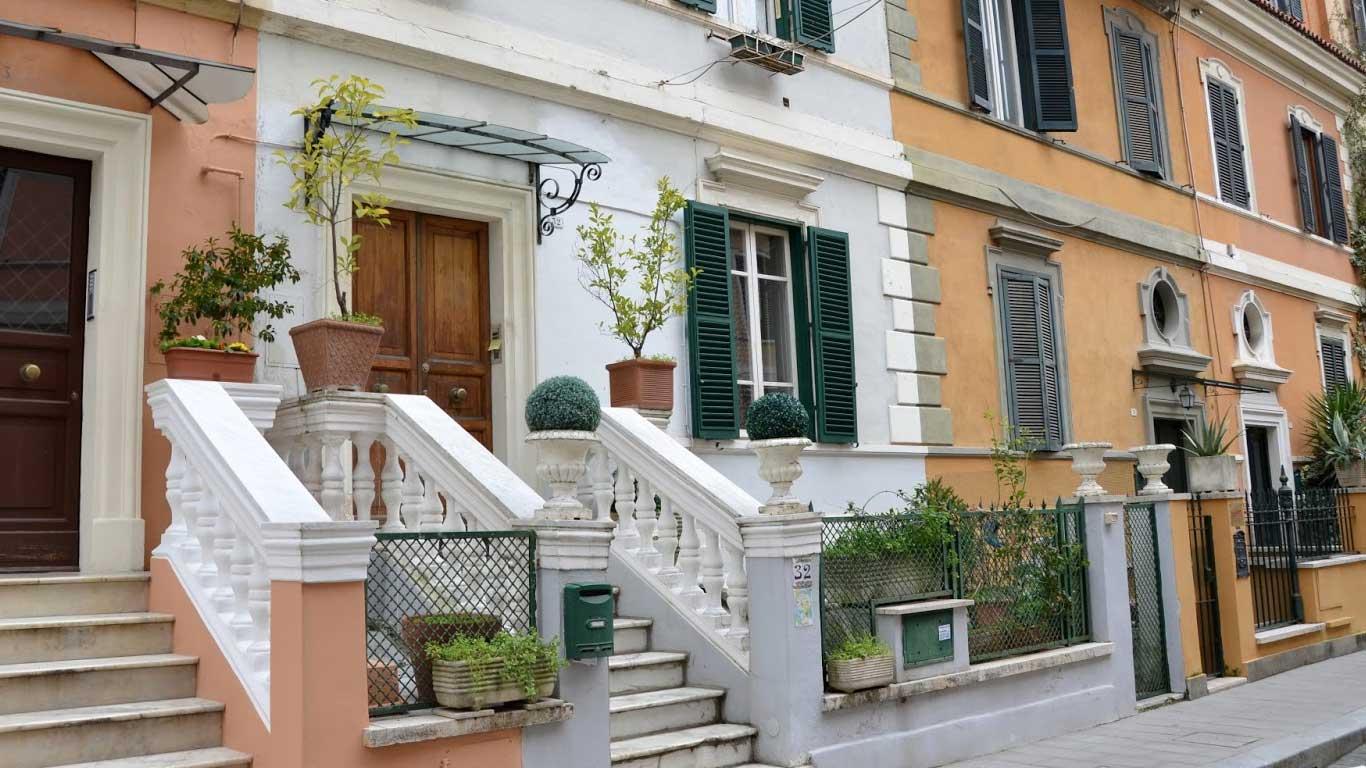 Quartiere Flaminio Roma
